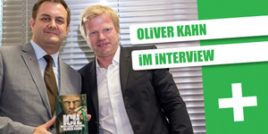Oliver Kahn im Interview mit Christoph Oman (TormannPlus)